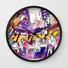 20170309b Chinatown Smith Street USKSG Wall Clock