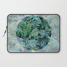 Greenery Circle Laptop Sleeve