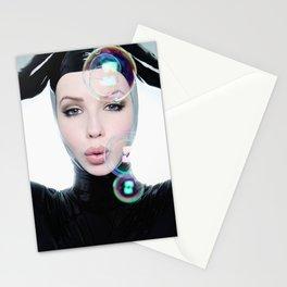 HighGlossDoll Dena Massque 2 Stationery Cards
