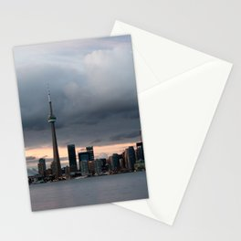 Toronto's Storm Stationery Cards