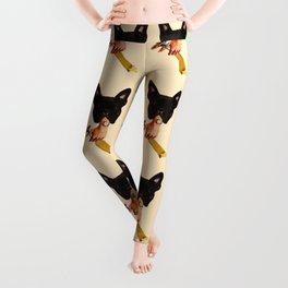 Mandibular Leggings