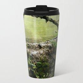 Green nature Travel Mug