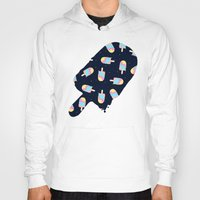 psychadelic Hoodies featuring Popsicles in Space by Popsicle Illusion
