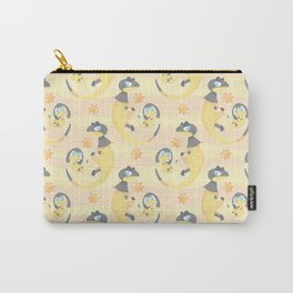 Heliop-tile Carry-All Pouch