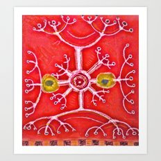 Energy Picture Art Print