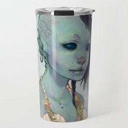 A Little Mermaid Travel Mug
