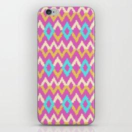 Ikat inspired iPhone Skin