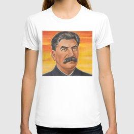 Joseph Stalin Vintage Portrait T-shirt
