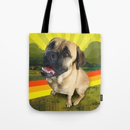 HANDSOME land Tote Bag