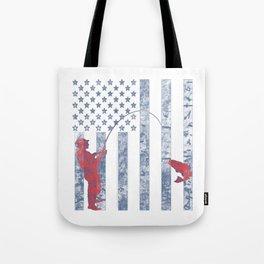 American Fisherman Tote Bag