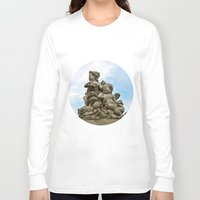angels Long Sleeve T-shirts featuring Angels by Design Windmill