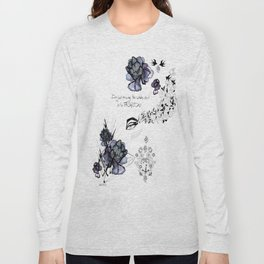 Fashion Melting Pot Long Sleeve T-shirt