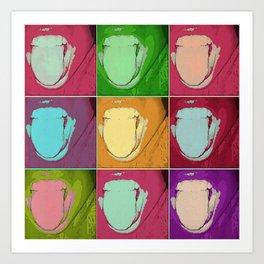 licks Art Print