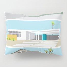 mid-centery house one, three, four Pillow Sham