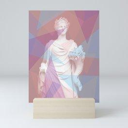 Geometric Goddess Mini Art Print