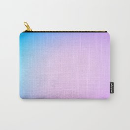 HAZE / Plain Soft Mood Color Blends / iPhone Case Carry-All Pouch