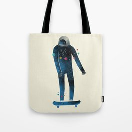 Skate/Space Tote Bag