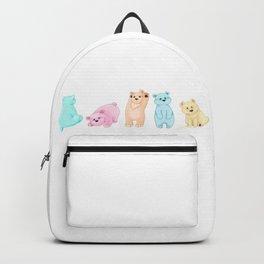 Color me bear-y sweet Backpack