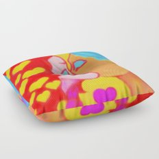 Forms of Love FemaleMale Floor Pillow