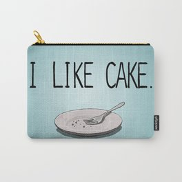 I LIKE CAKE Carry-All Pouch