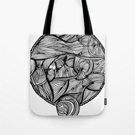 BODY OF WATER. Tote Bag