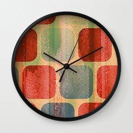 rank and file Wall Clock