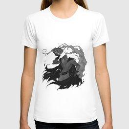 Inktober Headless Horseman T-shirt