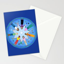 Plea for Peace Stationery Cards