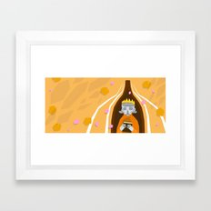 Chaos and Grace  Framed Art Print