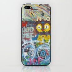 Graffiti Love iPhone & iPod Skin