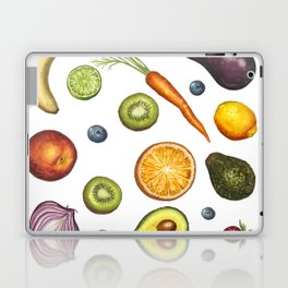 Fruits and vegetables Laptop & iPad Skin