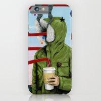 Caffeine Boost iPhone 6s Slim Case