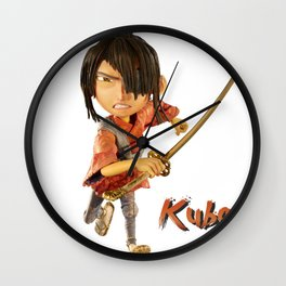 kubo Wall Clock