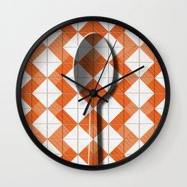 Cucina II Wall Clock