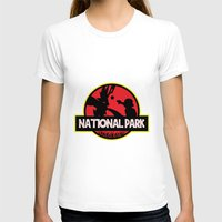the national T-shirts featuring National Park by EnoLa