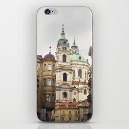 St. Nicholas Church, Mala Strana iPhone Skin