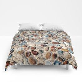 Pebble Rock Flooring II Comforters