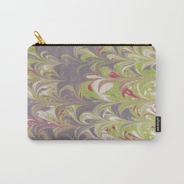Marbled Pattern II Carry-All Pouch