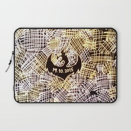 Black Book Series - Patches Laptop Sleeve