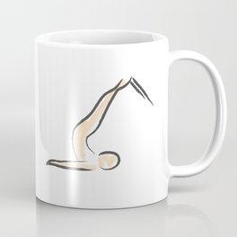 Pilates Art Coffee Mug
