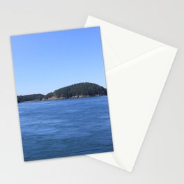 Islands Among the Whales Stationery Cards