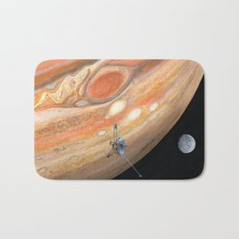 Interplanetary Pioneer Bath Mat