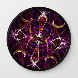 Sands of Time Contrast Wall Clock