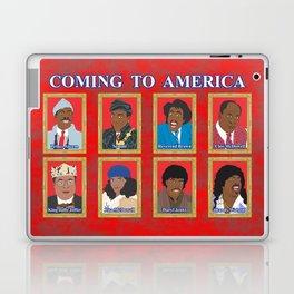 Coming to America Laptop & iPad Skin