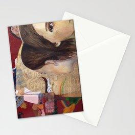Literatura Stationery Cards