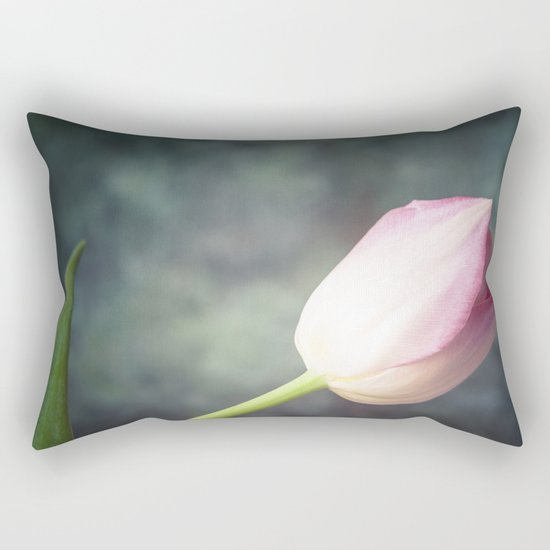 One Tulip Rectangular Pillow