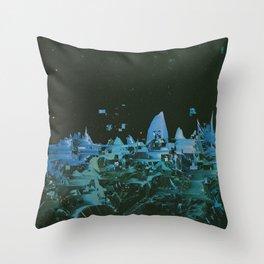 TZTR Throw Pillow