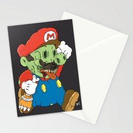 It's A Me Zombio Stationery Cards