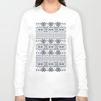 peru Long Sleeve T-shirts featuring From Peru to You by Katie Boland