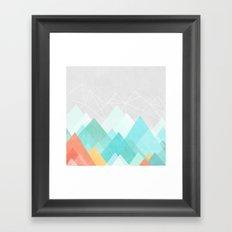 Graphic 120 Framed Art Print